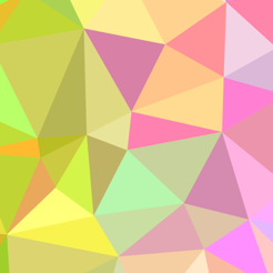 ‎PolyGen - Create Polygon Art