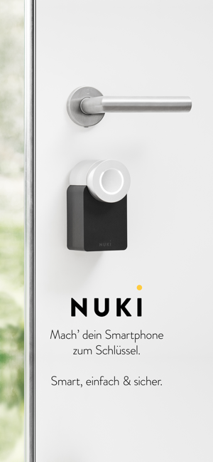 ‎Nuki Smart Lock Screenshot