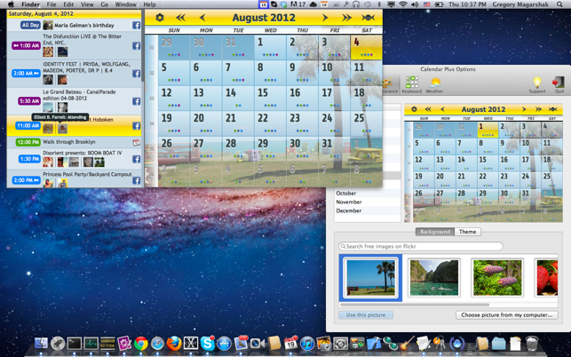 ‎Kalender Screenshot