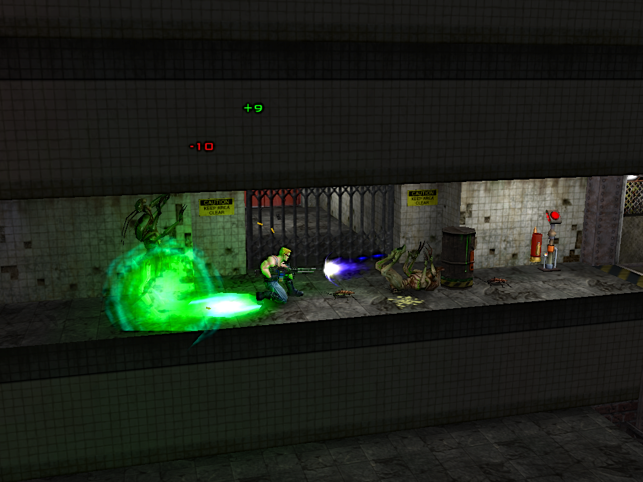 ‎Duke Nukem: Manhattan Project Screenshot