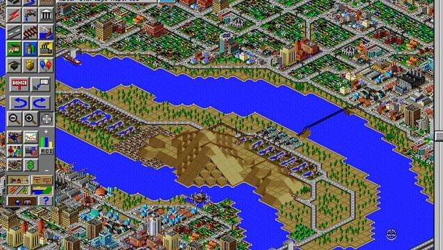 SimCity™ 2000 Special Edition Screenshot