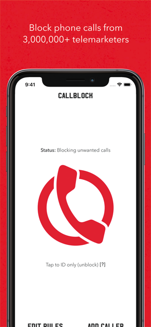 ‎Callblock Screenshot