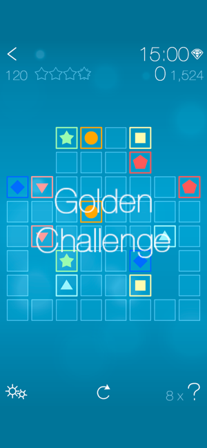 ‎Symbol Link - Game Challenges Screenshot