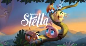 Angry Birds Stella: Rovio bringt weiteren Ableger für iOS und Android