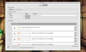 Revisions für OS X: Vom Mac heraus auf die automatischen Dateiversionen von Dropbox zugreifen