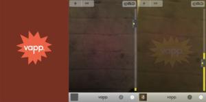 Mit vapp Fotos auf dem iPhone per Geräusch auslösen