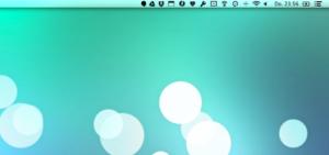 Mac OS X: Das Spotlight-Icon aus der Menübar ausblenden