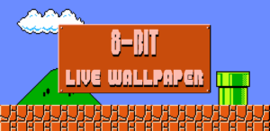 Android: 8-Bit Live Wallpaper bringt Super Mario und Co. als Live-Wallpaper auf den Homescreen