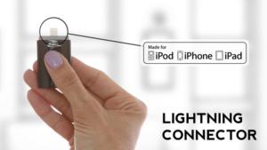iStick: Geld sammeln für den ersten USB-Speicherstick für iPhone und iPad