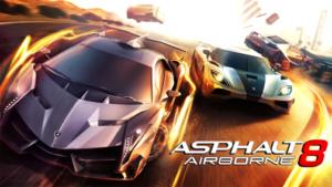 Asphalt 8: Airbone für iOS dieses Wochenende gratis