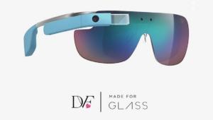 Google Glass bekommt neue Brillenmodelle von Diane von Furstenberg