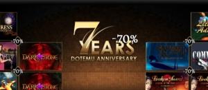It's Retro-Time: DotEmu feiert Geburtstag, viele Klassiker für Windows und iOS/Android reduziert