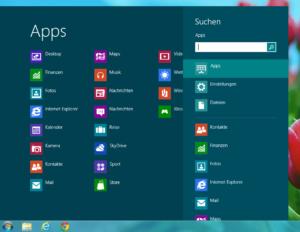 Start8: Startmenü für Windows 8, Boot in den Desktop, schnelles Herunterfahren
