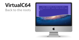 VirtualC64 · Commodore 64 Emulator für OS X