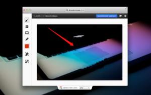 OS X: Skitch mit kleinem Update