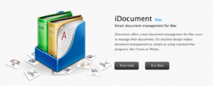 Mein papierloses Büro. Dokumente mit iDocument verwalten [Mac OS X]