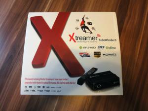 Im Test: Der Xtreamer SideWinder 3. Ich mag ihn. NICHT.