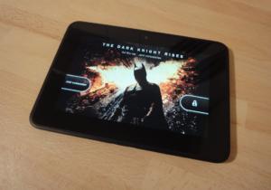 Das Amazon Kindle Fire HD 7 · Kleines Tablet für kleines Geld, aber…