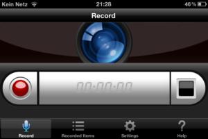 iOS: Display Recorder taucht im App Store auf