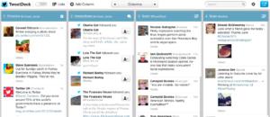 TweetDeck: Update bringt neues Design für die Windows-, Mac- und Web-App