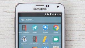 Action Launcher 3.6 mit Quickfind: Schnelle Suche im App-Drawer