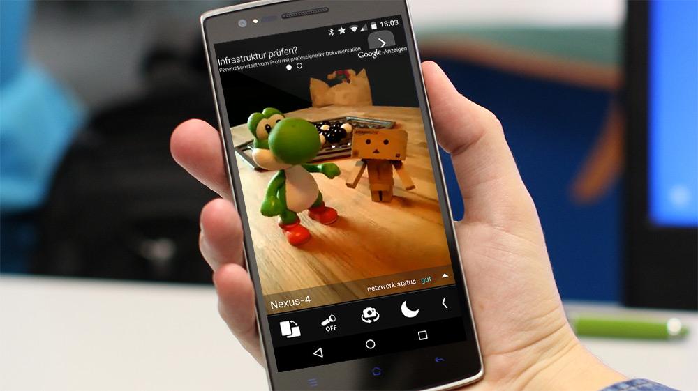 alfred macht aus eurem androiden eine berwachungskamera mit echtzeit bild und bewegungsmelder. Black Bedroom Furniture Sets. Home Design Ideas