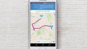 Ally: ÖPNV-App ermöglicht Teilen von Standort und (Reise-)Route