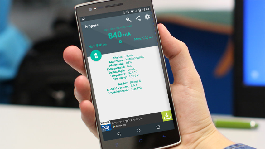ampere-android