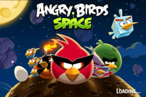 Angry Birds Space für iOS ist da