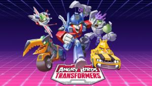 Angry Birds Transformers vorerst exklusiv für iOS, Android-Version folgt später