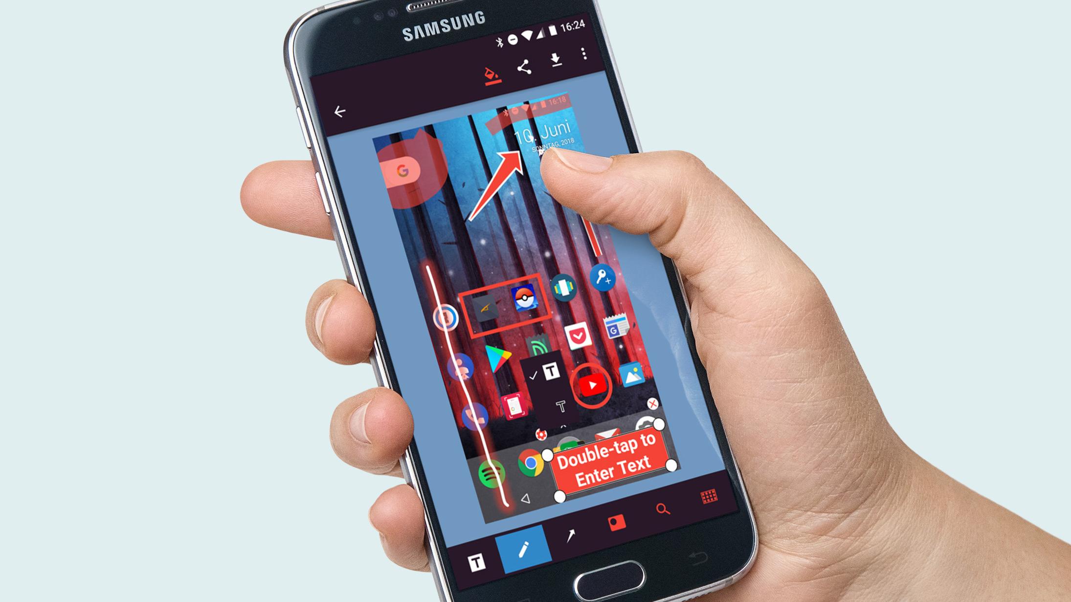 Bildersuche Android