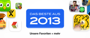 Das Beste aus 2013: Apple veröffentlicht Jahrescharts