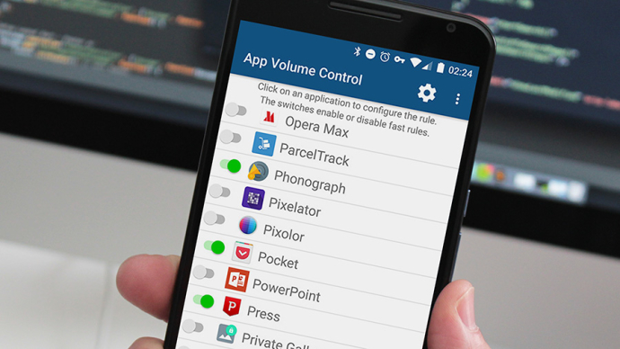 app-volume-control-android