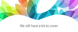 Neue Apple-Hardware vorgestellt: Neuer Mac Pro, neue MacBooks Pro, iPad Air und iPad mini mit Retina-Display