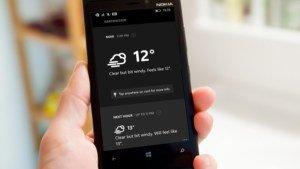 Appy Weather: Einfache Wetter-App für Windows Phone