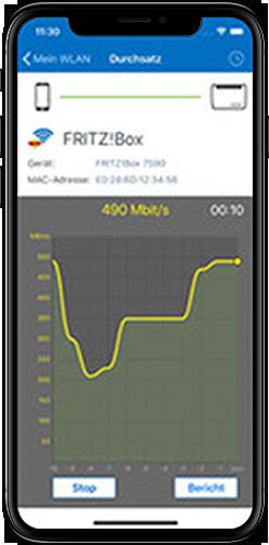 Avm Bringt Fritz App Wlan Fur Ios In Den App Store