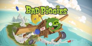 App der Woche? Bad Piggies für iPhone und iPad kostenlos