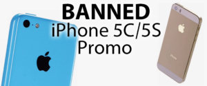 [Friday Fun] Banned iPhone 5C/5S Promo
