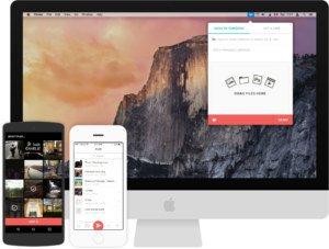 Infinit ermöglicht einfachen Austausch von Dateien zwischen OS X, Windows, iOS und Android