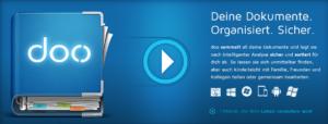 Dokumentenverwaltung Doo 1.0 nun im Mac App Store und Windows Store zu finden