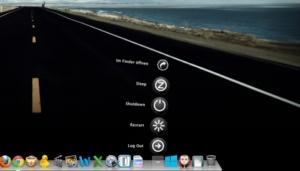 Functional · Ausschalten, Neustart und Co. im Dock von OS X anzeigen