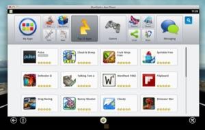 Android-Apps auf Windows und Mac OS X · Bluestacks geht Beta