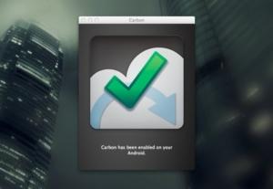 Backup-App Carbon für Android erhält nun auch App für Mac
