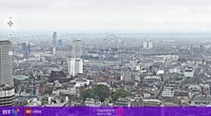 London-Panorama mit 320 Gigapixel knackt den Weltrekord