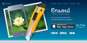 Ensoul Wallpapers erstellt aus Desktop-Wallpaper Hintergrundbilder für euer iPhone