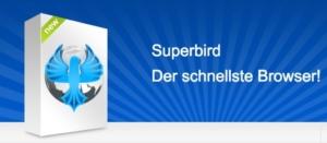 Superbird: Browser für Windows und Linux, basierend auf Chromium/Chrome