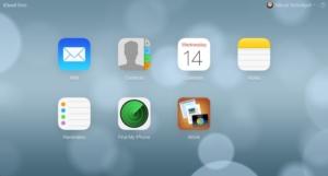 iCloud Beta nun im Design von iOS 7
