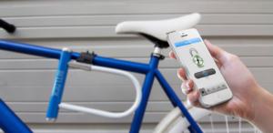 BitLock: Das Smartphone als Schlüssel für's Fahrradschloss