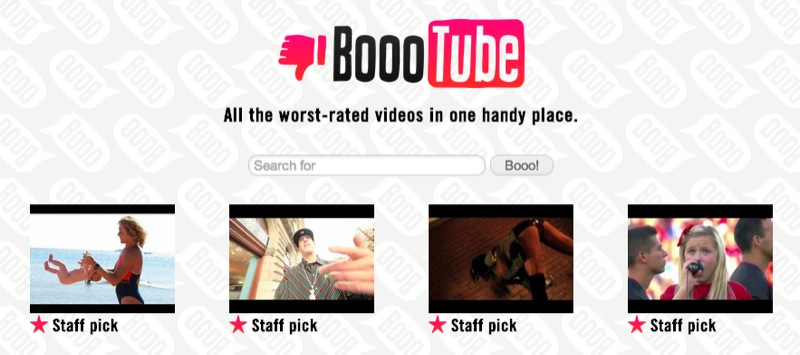 Boootube.com - All the worst-rated videos in one handy place 2013-08-14 19-12-09