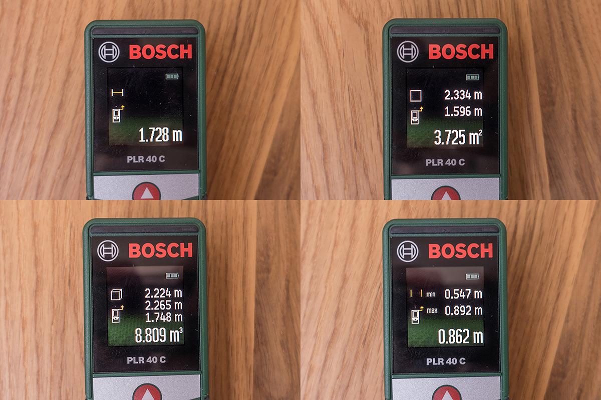 Iphone Entfernungsmesser Erfahrungen : Bosch plr c laser entfernungsmesser mit app anbindung im test